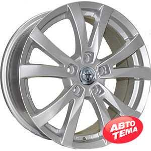Купить REPLICA Toyota 7336 SIL R17 W7 PCD5x114.3 ET45 DIA60.1