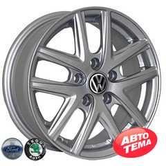 Купить ZW 4925 SL R15 W6 PCD5x112 ET45 DIA57.1