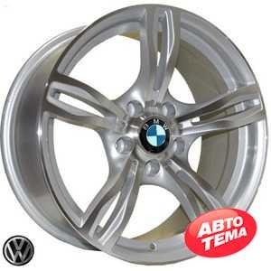 Купить REPLICA BMW Z492 SMF R17 W8 PCD5x120 ET34 DIA74.1