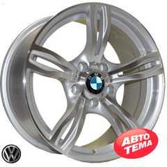 REPLICA Volkswagen Z492 SMF - Интернет магазин шин и дисков по минимальным ценам с доставкой по Украине TyreSale.com.ua