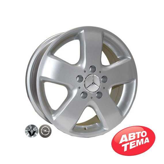 REPLICA Z343 S - Интернет магазин шин и дисков по минимальным ценам с доставкой по Украине TyreSale.com.ua