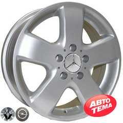 REPLICA Opel Z343 S - Интернет магазин шин и дисков по минимальным ценам с доставкой по Украине TyreSale.com.ua