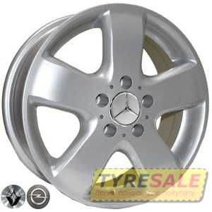 Купить REPLICA Opel Z343 S R16 W6.5 PCD5x118 ET45 DIA71.1