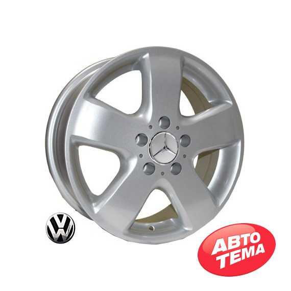REPLICA Volkswagen Z343 S - Интернет магазин шин и дисков по минимальным ценам с доставкой по Украине TyreSale.com.ua