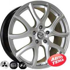REPLICA Honda 7446 HS - Интернет магазин шин и дисков по минимальным ценам с доставкой по Украине TyreSale.com.ua