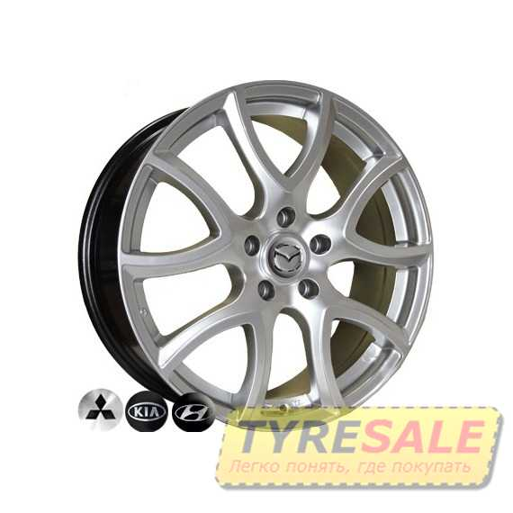 REPLICA Hyundai 7446 HS - Интернет магазин шин и дисков по минимальным ценам с доставкой по Украине TyreSale.com.ua