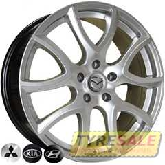 Купить REPLICA Mazda 7446 HS R18 W7.5 PCD5x114.3 ET50 DIA67.1
