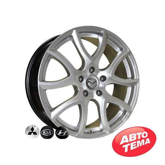 REPLICA Mazda 7446 HS - Интернет магазин шин и дисков по минимальным ценам с доставкой по Украине TyreSale.com.ua