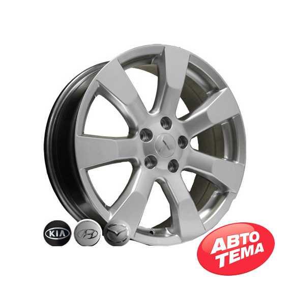 REPLICA Hyundai D025 HS - Интернет магазин шин и дисков по минимальным ценам с доставкой по Украине TyreSale.com.ua