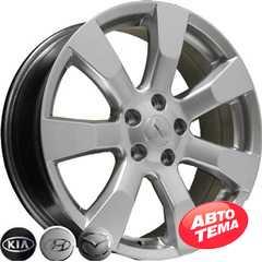 REPLICA Kia D025 HS - Интернет магазин шин и дисков по минимальным ценам с доставкой по Украине TyreSale.com.ua