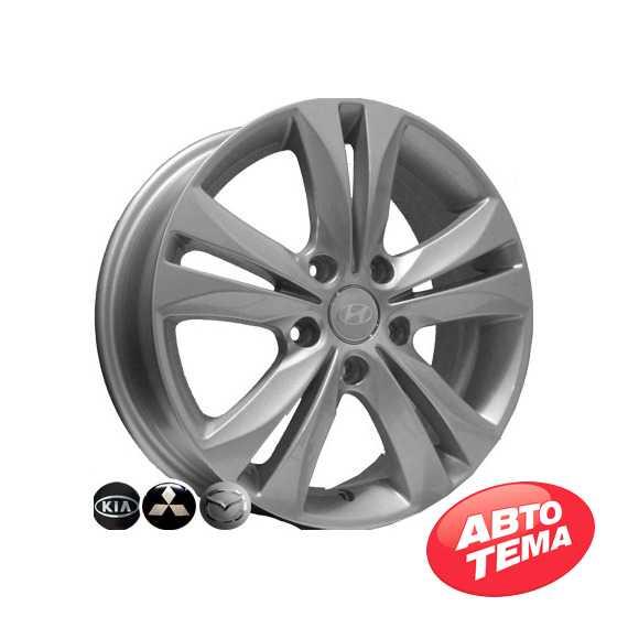 REPLICA Hyundai D028 HS - Интернет магазин шин и дисков по минимальным ценам с доставкой по Украине TyreSale.com.ua