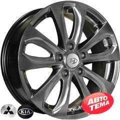 REPLICA Hyundai 7305 HB - Интернет магазин шин и дисков по минимальным ценам с доставкой по Украине TyreSale.com.ua