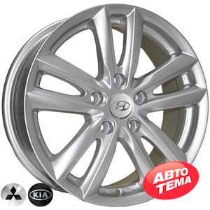 Купить REPLICA Hyundai 7311 SIL R16 W6.5 PCD5x114.3 ET43 DIA67.1