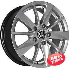 REPLICA Volkswagen 7465 HS - Интернет магазин шин и дисков по минимальным ценам с доставкой по Украине TyreSale.com.ua