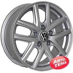 REPLICA Volkswagen 4925 SL - Интернет магазин шин и дисков по минимальным ценам с доставкой по Украине TyreSale.com.ua