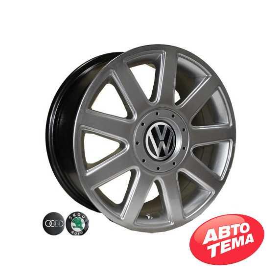 REPLICA AUDI Z317 HS - Интернет магазин шин и дисков по минимальным ценам с доставкой по Украине TyreSale.com.ua