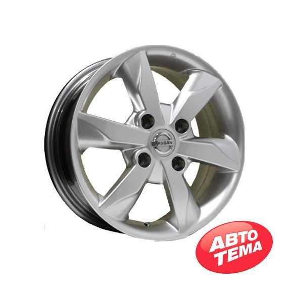 REPLICA NISSAN D663 HS - Интернет магазин шин и дисков по минимальным ценам с доставкой по Украине TyreSale.com.ua