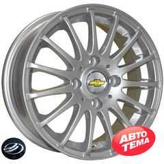 REPLICA Chevrolet Z613 S - Интернет магазин шин и дисков по минимальным ценам с доставкой по Украине TyreSale.com.ua