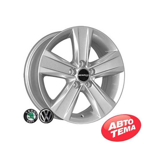 ZY REPLICA Volkswagen 5125 S - Интернет магазин шин и дисков по минимальным ценам с доставкой по Украине TyreSale.com.ua