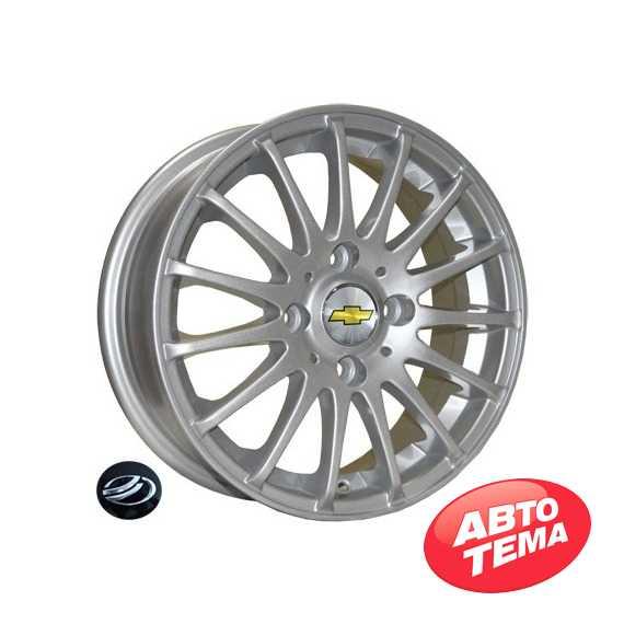 REPLICA Daewoo Z613 S - Интернет магазин шин и дисков по минимальным ценам с доставкой по Украине TyreSale.com.ua
