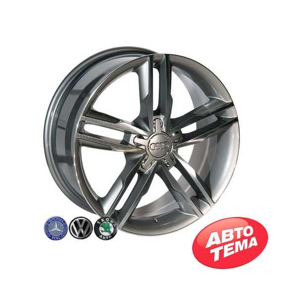 REPLICA Audi 536 GMF - Интернет магазин шин и дисков по минимальным ценам с доставкой по Украине TyreSale.com.ua