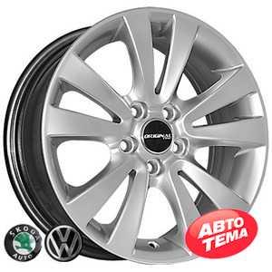 Купить ZY REPLICA Skoda 548 HS R15 W6 PCD5x100 ET38 DIA57.1