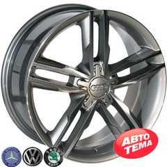 REPLICA Skoda 536 GMF - Интернет магазин шин и дисков по минимальным ценам с доставкой по Украине TyreSale.com.ua