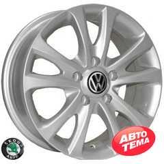 Купить REPLICA VW Z180 S R15 W6 PCD5x100 ET35 DIA57.1