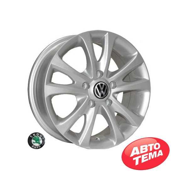 REPLICA VW Z180 S - Интернет магазин шин и дисков по минимальным ценам с доставкой по Украине TyreSale.com.ua