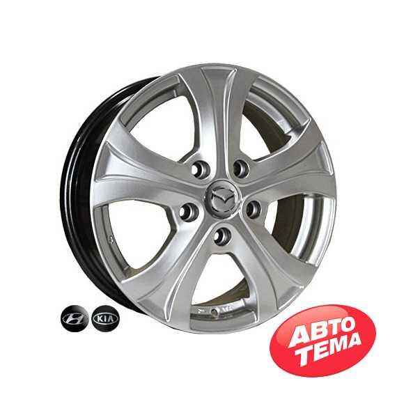 REPLICA Mazda 7447 HS - Интернет магазин шин и дисков по минимальным ценам с доставкой по Украине TyreSale.com.ua