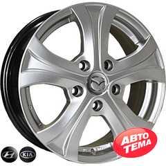 Купить REPLICA Kia 7447 HS R15 W6 PCD5x114.3 ET49 DIA67.1