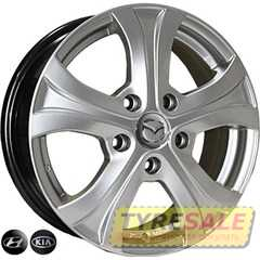 REPLICA Hyundai 7447 HS - Интернет магазин шин и дисков по минимальным ценам с доставкой по Украине TyreSale.com.ua