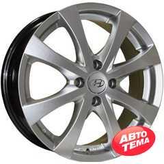 REPLICA Hyundai 7345 HS - Интернет магазин шин и дисков по минимальным ценам с доставкой по Украине TyreSale.com.ua