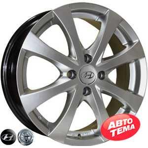 Купить REPLICA Toyota 7345 HS R16 W6 PCD4x100 ET48 DIA54.1