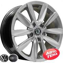 REPLICA Audi D015 HS - Интернет магазин шин и дисков по минимальным ценам с доставкой по Украине TyreSale.com.ua