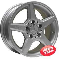 Купить REPLICA Mercedes Z274 S R15 W6.5 PCD5x112 ET43 DIA66.6
