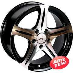 Купить REPLICA Mercedes 145 BP R15 W7 PCD5x112 ET35 DIA66.6