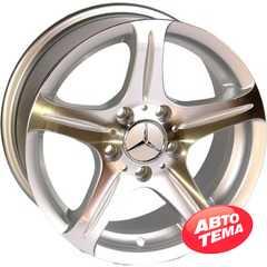REPLICA Mercedes 145 SP - Интернет магазин шин и дисков по минимальным ценам с доставкой по Украине TyreSale.com.ua