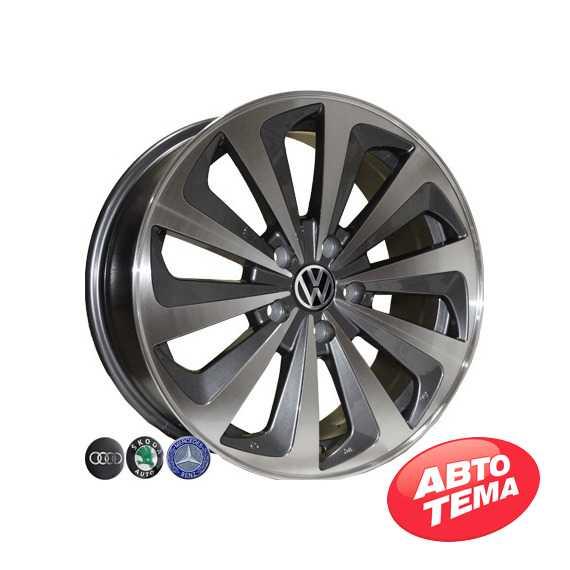 REPLICA Audi 7321 EP - Интернет магазин шин и дисков по минимальным ценам с доставкой по Украине TyreSale.com.ua