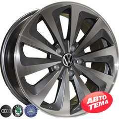 REPLICA Volksvagen 7321 EP - Интернет магазин шин и дисков по минимальным ценам с доставкой по Украине TyreSale.com.ua