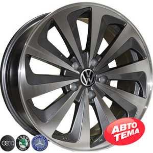 Купить REPLICA Volksvagen 7321 EP R18 W8 PCD5x112 ET43 DIA66.6