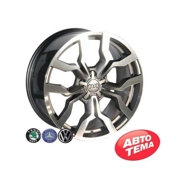 REPLICA Skoda 566 GMF - Интернет магазин шин и дисков по минимальным ценам с доставкой по Украине TyreSale.com.ua