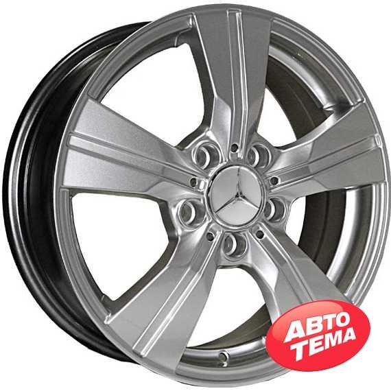 REPLICA MERCEDES Z473 HS - Интернет магазин шин и дисков по минимальным ценам с доставкой по Украине TyreSale.com.ua