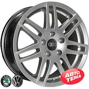 Купить REPLICA AUDI Z345 HS R16 W7 PCD5x112 ET35 DIA57.1