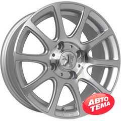 Купить REPLICA Peugeot 1010 SP R14 W6 PCD4x108 ET25 DIA65.1