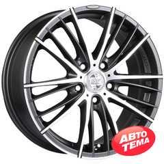 Купить RW (RACING WHEELS) H551 DBF/P R16 W7 PCD5x114.3 ET40 DIA67.1