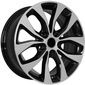 Купить REPLICA Mercedes 659 BP R16 W6.5 PCD5x112 ET35 DIA66.6