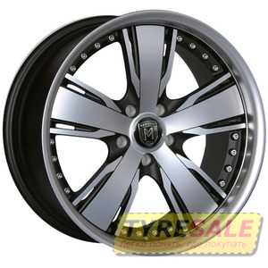 Купить MARCELLO MR-21 AM/MB R18 W8.5 PCD5x112 ET35 DIA73.1
