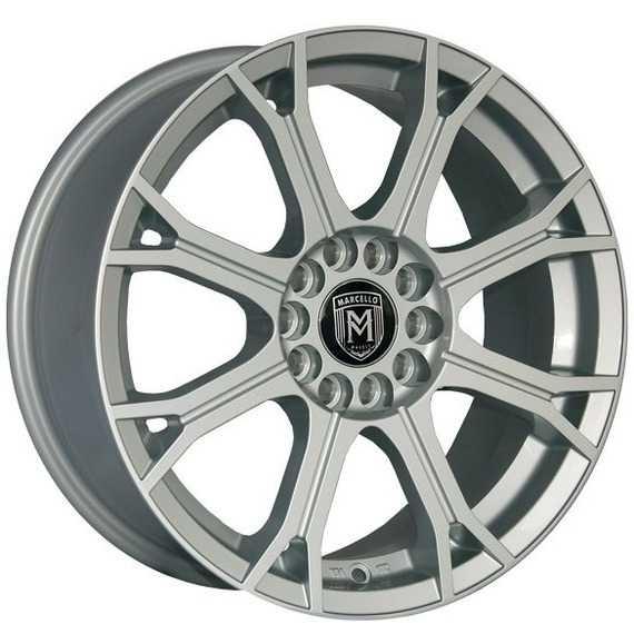MARCELLO MR-35 Silver - Интернет магазин шин и дисков по минимальным ценам с доставкой по Украине TyreSale.com.ua