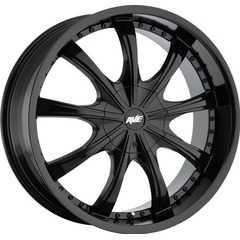 MI-TECH (MKW) A-605 Satin Black - Интернет магазин шин и дисков по минимальным ценам с доставкой по Украине TyreSale.com.ua